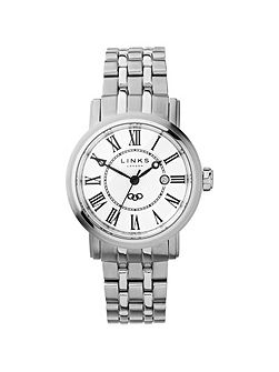 Richmond White Dial Bracelet Watch