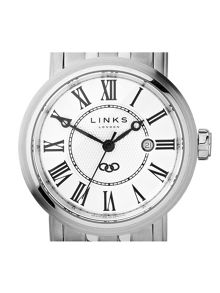 Links of London Richmond White Dial Bracelet Watch