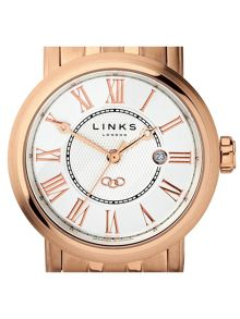 Links of London Richmond Bracelet Watch with White Dial