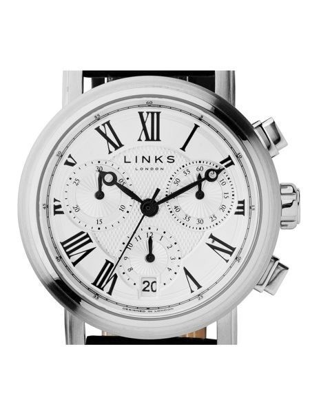 Links of London Richmond White Dial Chronograph