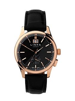 Regent Black Dial Watch