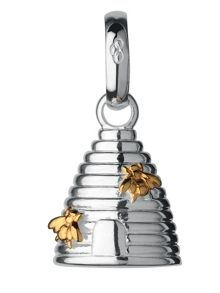 Links of London Bee Happy Charm