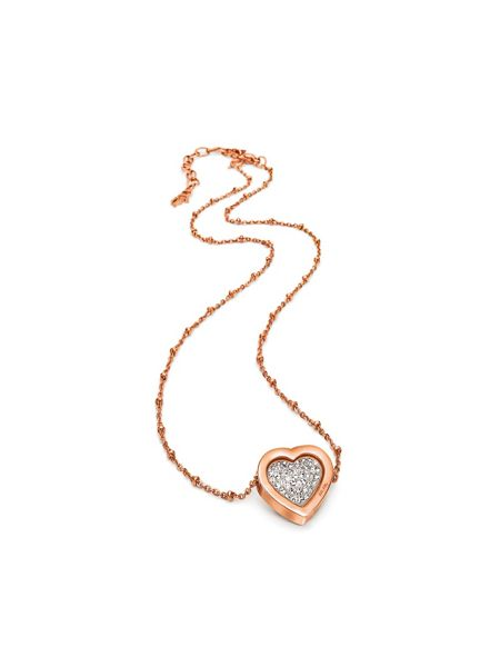 Folli Follie Playful Hearts Necklace