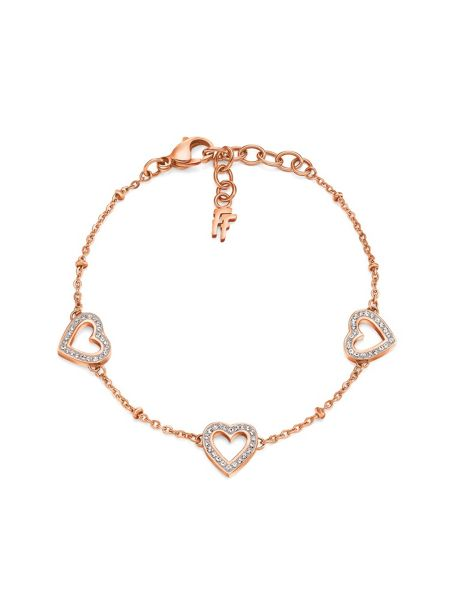 Folli Follie Playful Hearts Bracelet