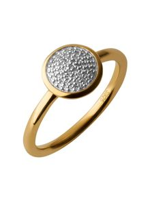 Links of London Diamond Essentials Pave Ring - Ring Size P