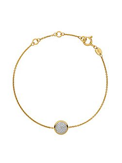 Diamond Essentials Round Bracelet