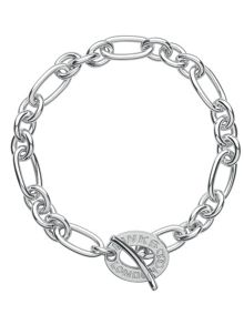 Links of London Signature Charm Chain Bracelet