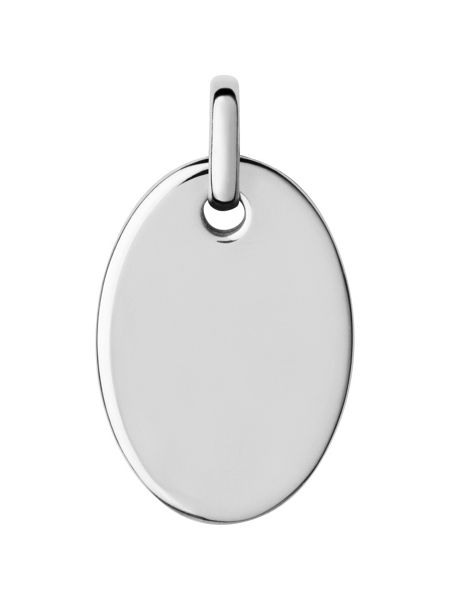 Links of London Narrative Small Oval Disc Pendant