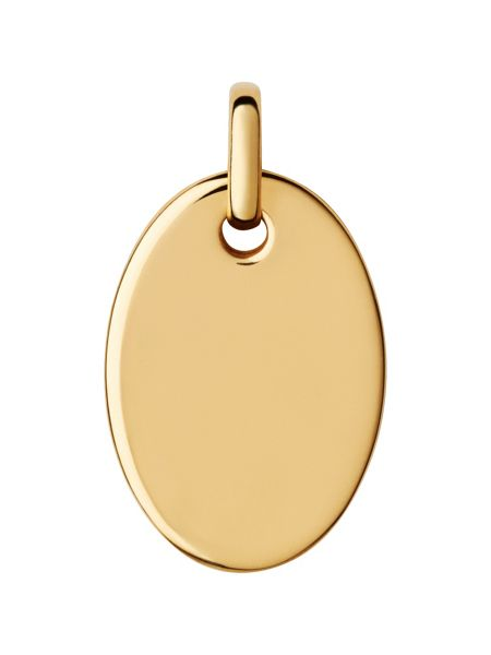 Links of London Narrative Yellow Gold Vermeil Pendant