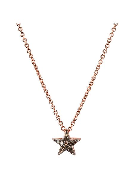 Links of London Diamond Essentials Star Necklace