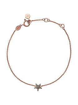 Diamond Essentials Star Bracelet