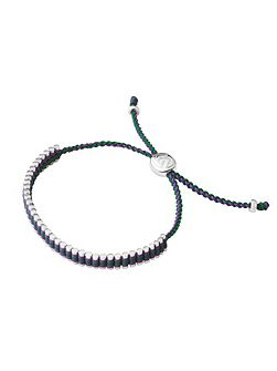 Wimbledon mini friendship bracelet