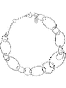 Links of London Aurora multi link bracelet