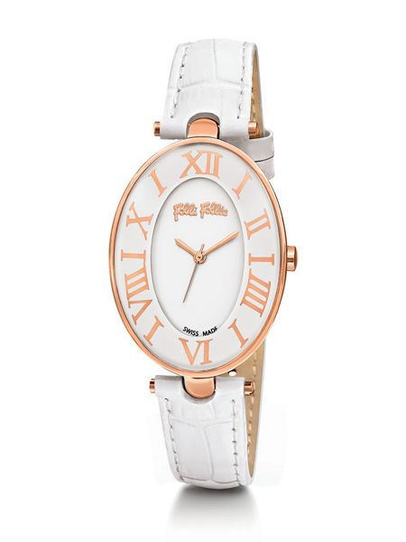 Folli Follie Romance White Watch