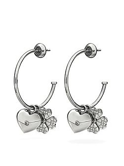Heart4heart sweetheart earrings