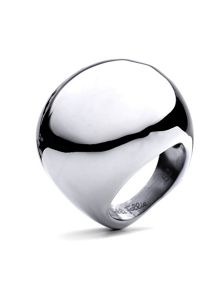 Solid style ring