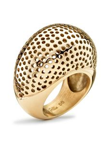 Solid style cage ring
