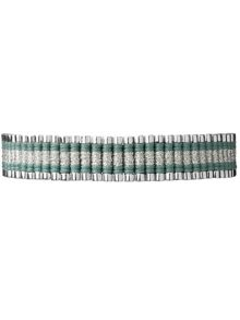 Links of London Mint green & glitter friendship bracelet