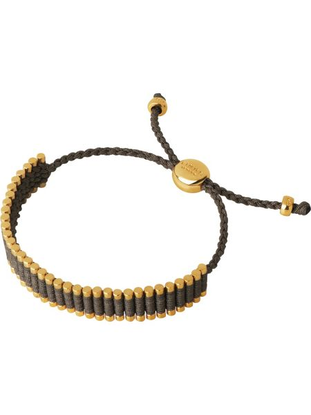 Links of London Khaki Friendship Bracelet