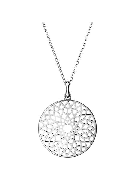 Links of London Timeless sterling silver large necklace
