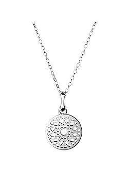 Timeless sterling silver small necklace