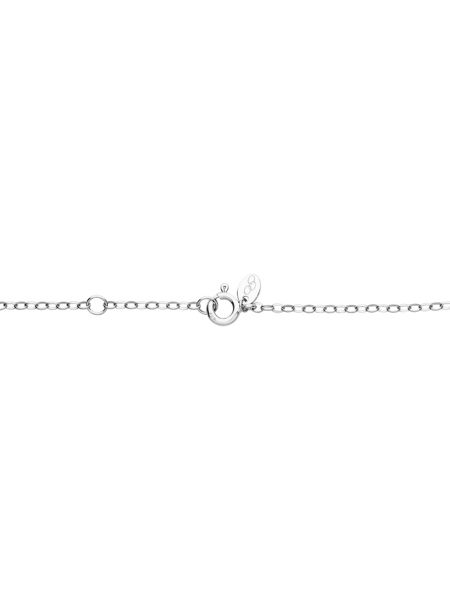 Links of London Timeless sterling silver small necklace