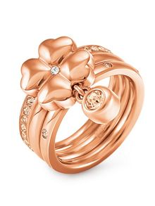 Folli Follie Heart4heart mini ring
