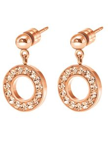 Folli Follie Classy drop earrings