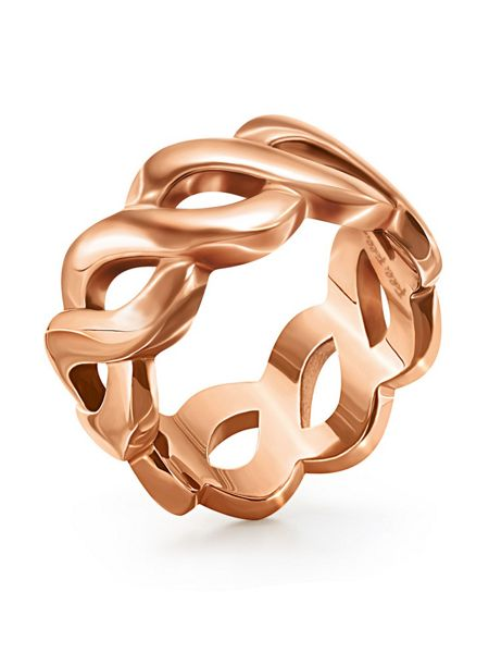 Folli Follie Apeiron rose gold ring