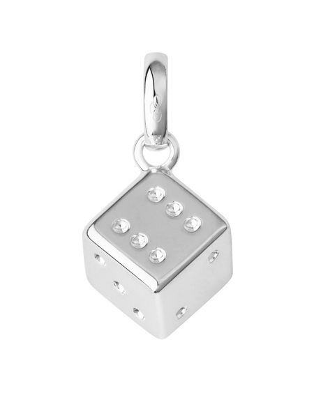 Links of London Sterling Silver Lucky Dice Charm