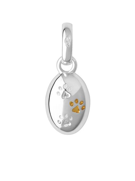 Links of London Sterling Silver Paw Print Charm