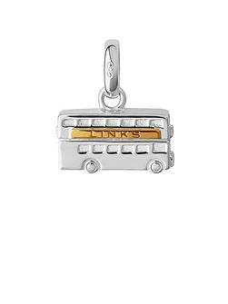 Sterling Silver London Routemaster Charm