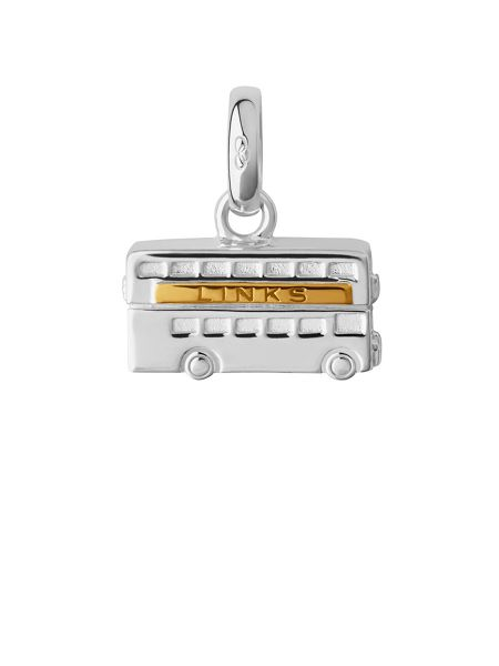 Links of London Sterling Silver London Routemaster Charm