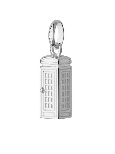 Links of London London phone box charm
