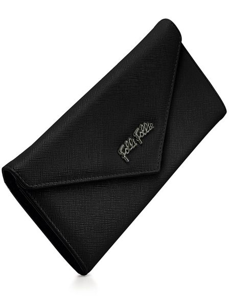 Folli Follie Saffiano envelope wallet