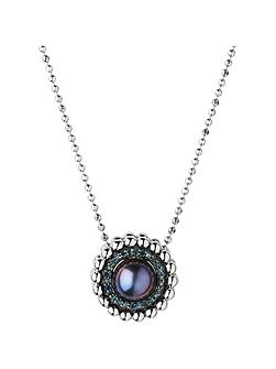 Effervescence pearl necklace