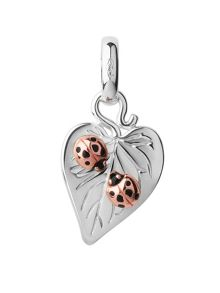 Links of London Sterling Silver Love Bugs Valentine Charm