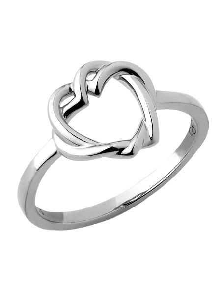Links of London Kindred soul sterling silver ring