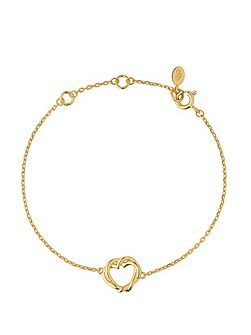 Kindred soul 18kt yellow gold bracelet