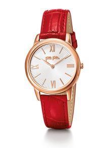 Folli Follie Match point red watch