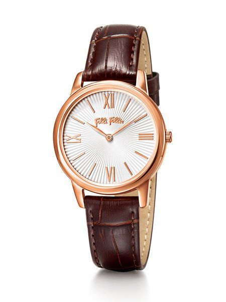 Folli Follie Match point brown watch
