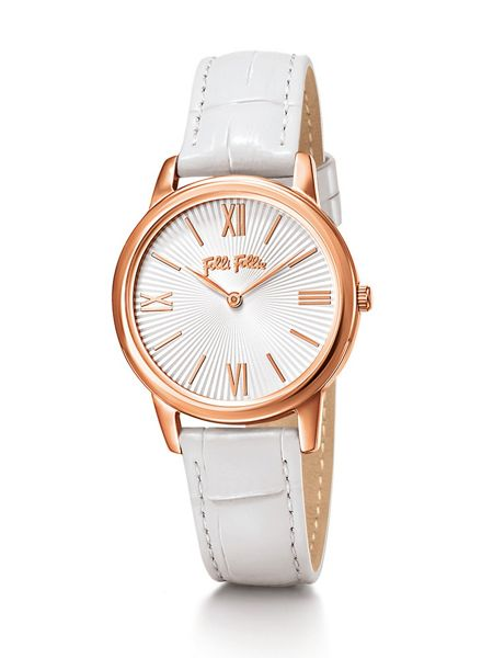 Folli Follie Match point white watch