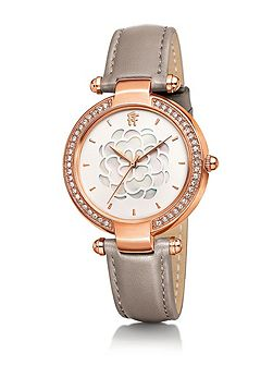 Santorini flower mop grey watch