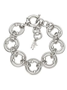 Folli Follie Bonds silver bracelet