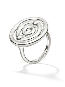 Folli Follie Bonds silver ring