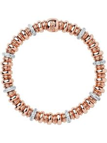 Links of London Sweetheart Topaz & Rose Gold Bracelet