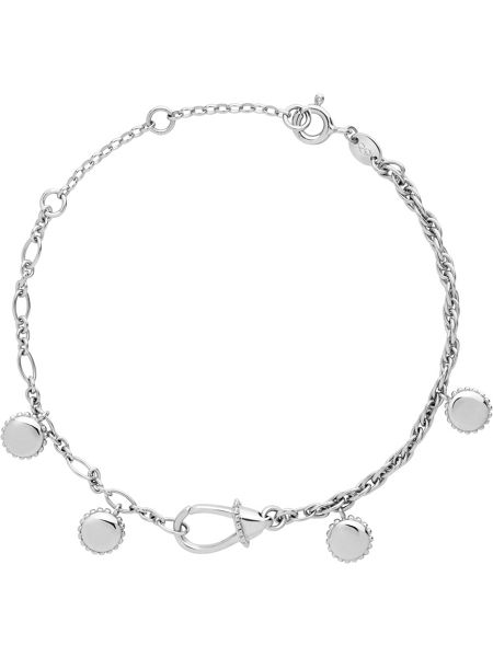Links of London Amulet silver carabiner bracelet