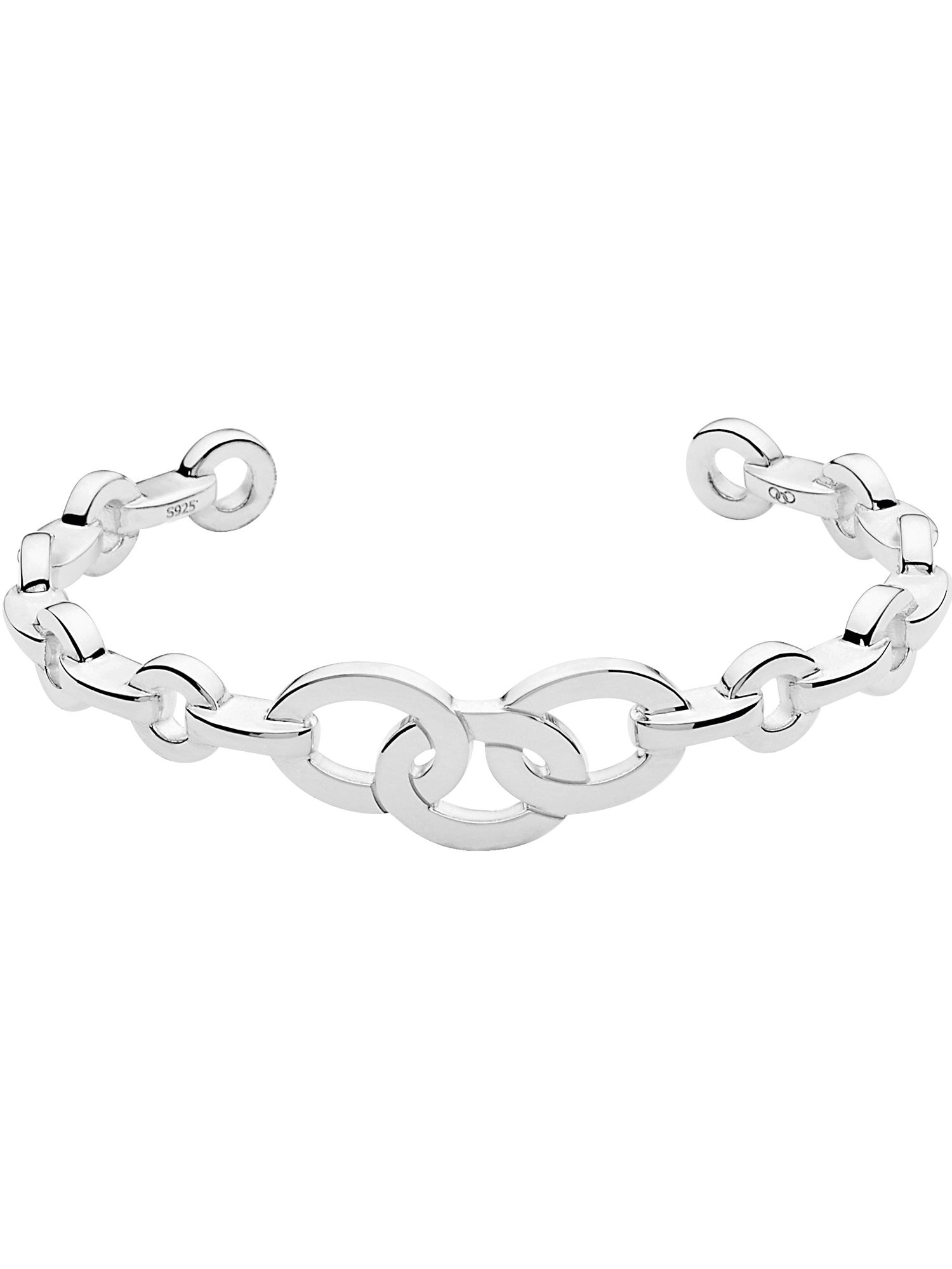 Links of London Signature sterling silver cuff NA