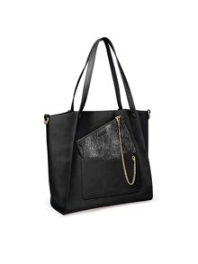 Folli Follie On the go black bag