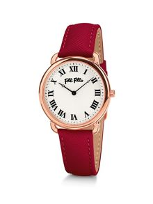 Folli Follie Perfect match red watch